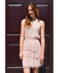 Second Female - Astrid Layer Cameo Rose Dress - Lyst
