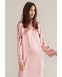 Second Female - Hai Blush Dress - Lyst