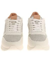 Mizuno - White Etamin Sneakers - Lyst