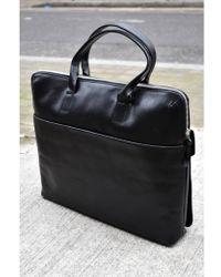 Royal Republiq - New Courier Black Day Bag - Lyst