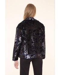 Suncoo - Dixie Blue Night Jacket - Lyst