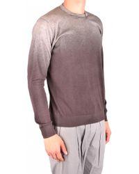 Armani - Jumper In Grey - Lyst