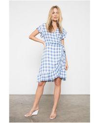Rails - Brigitte Wrap Dress - Lyst