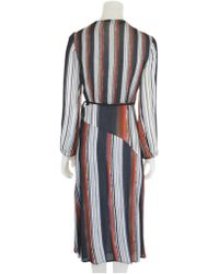 Conditions Apply - The Story Of Stripes Dress - Lyst