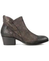 Hudson Jeans - Hudson Apisi Boot In Pewter - Lyst