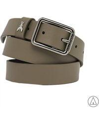 Patrizia Pepe - • Belt In Grey - Lyst