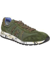 Lyst - Premiata PREMIATA Sneaker liz blu in Blue for Men aac221da67d