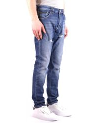 45a71efe26a Lyst - Philipp Plein Jeans Men in Blue for Men