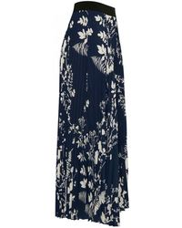 Inwear - Rafaela Botanicals Pleated Trousers - Lyst