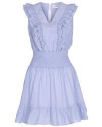 Custommade• - Tulli Forever Blue Dress - Lyst
