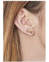 Rachel Jackson - Love Crawlers Earrings - Lyst