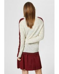 SELECTED - Pana Ls O-neck - Lyst