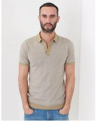 Remus - Knitted Polo - Lyst