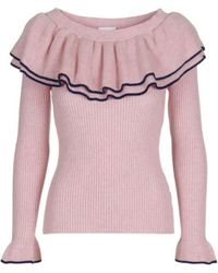 2nd Day - Frilly Top In Fairy - Lyst