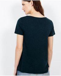 American Vintage - Round Neck Jacksonville T-shirt - Lyst