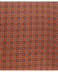 Ascot Accessories - Patterned Silk Scarf - Lyst