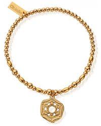 ChloBo - Cherabella Crown Chakra Bracelet - Lyst