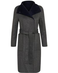 Part Two - Molly Belted Reversible Coat - Lyst