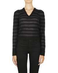 Dondup - Sweater In Black - Lyst