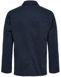 SELECTED - Selected Jack Worker Jacket - Lyst