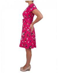 Gerry Weber - Dress Pink / Coral / Indigo 780012-38323 - Lyst