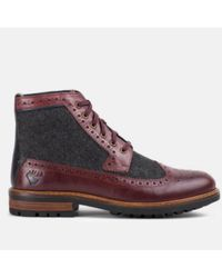 2a31ca1a594 Lyst - Vintage Shoe Company Vintage Shoe  sherwood  Chukka Boot in ...
