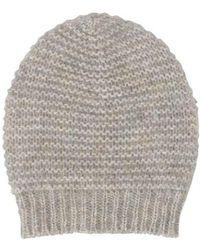 Becksöndergaard - Jade Hat In Opal Gray - Lyst