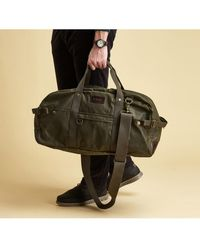 Barbour - Gamefair Archive Holdall - Lyst