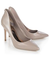 Ted Baker - Women's Saviy Pointed Toe Heeled Court Shoes - Lyst