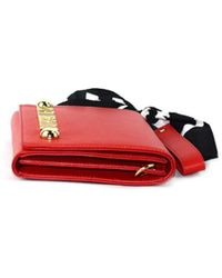 Love Moschino - Purse In Red - Lyst