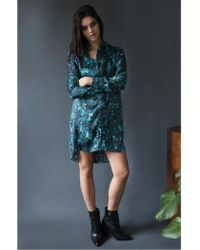 Florence Bridge - Isobel Shirt Dress - Lyst