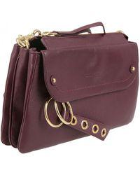 See By Chloé - Cross Body Bag In Purple - Lyst