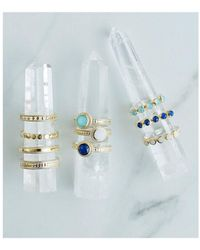 Anna Beck - Connection Ring - Lyst