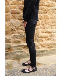 2nd Day - Jolie Cropped Boss Trouser - Lyst