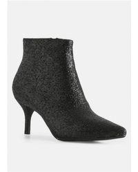 Shoe The Bear - Abby Glitter Boot - Lyst