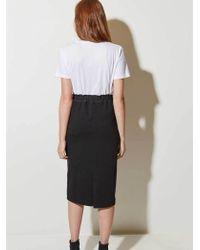 Great Plains - Limelight Skirt In Black - Lyst