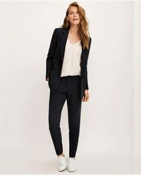 Part Two - Kylie Navy Blazer - Lyst