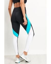 Alala - Edge Ankle Tight Turquoise - Lyst