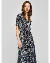 Bellerose - Hoek Dress In Grey Stone - Lyst