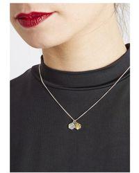 Rachel Jackson - Good Vibes Hexagon Necklace - Lyst