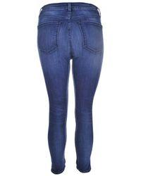 Brockenbow - Star Ice Reina Jeans In Riviera Blue - Lyst