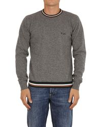 N°21 - No21 Sweater In Grey - Lyst