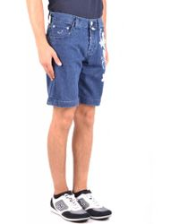 Jacob Cohen - Shorts In Blue - Lyst
