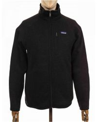 Patagonia - Better Jumper Zip Front Jacket - Lyst