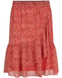 Second Female - Mani Poinciana Floral Skirt - Lyst