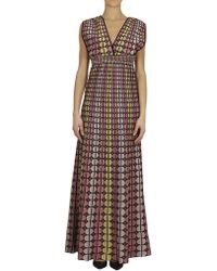 Missoni - Dress Multicolored Fantasy - Lyst
