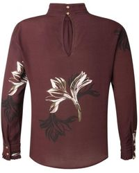COSTER COPENHAGEN - Blossom Long Sleeve Top - Lyst