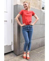 Levi's - Levi's 501 Skinny Rolling Dice Jeans - Lyst