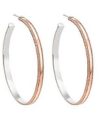 Anna Beck - Large Hoops - Lyst