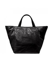 Mia Bag - Tote Bag In Black - Lyst